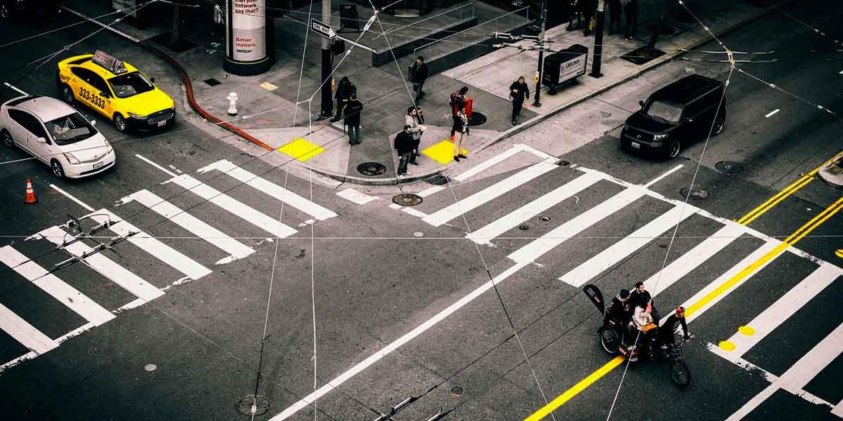 Speeding Ticket Downtown NYC